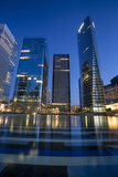 Modern Buildings of La Defense, Paris, France Photographic Print by Brian Jannsen