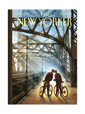 The New Yorker Cover - July 28, 2014 Metal Print by Eric Drooker