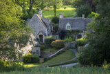 Arlington Row - Homes for Weavers, Bibury, Gloucestershire, England Photographic Print by Brian Jannsen