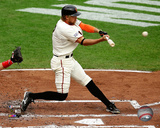 Hunter Pence Game 3 of the 2014 National League Championship Series Action Photo
