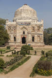 New Delhi, India. Lodi Gardens. Sheesh Gumbad and Blue Tiles Photographic Print by Charles Cecil