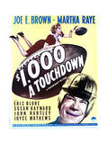 $1000 a Touchdown - Movie Poster Reproduction Prints