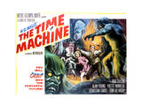 The Time Machine - Lobby Card Reproduction Print