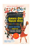 Annie Get Your Gun - Movie Poster Reproduction Posters