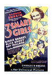 Three Smart Girls - Movie Poster Reproduction Posters