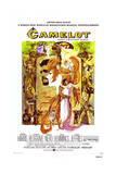 Camelot - Movie Poster Reproduction Posters