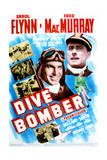 Dive Bomber - Movie Poster Reproduction Art