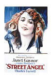 Street Angel - Movie Poster Reproduction Prints