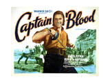 Captain Blood - Lobby Card Reproduction Prints