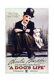 A Dog's Life - Movie Poster Reproduction Poster