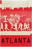 I Heart Running Atlanta Billeder