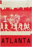 I Heart Running Atlanta Photo