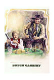 Butch Cassidy and the Sundance Kid - Movie Poster Reproduction Plakater