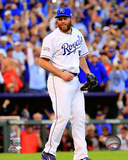 Greg Holland celebrates winning Game 4 of the 2014 American League Championship Series Photo