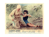 Carmen Jones - Lobby Card Reproduction Print