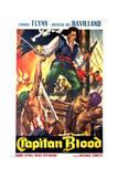 Captain Blood - Movie Poster Reproduction Prints