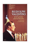 Rudolph Valentino - Movie Poster Reproduction Posters