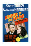 Keeper of the Flame - Movie Poster Reproduction Posters