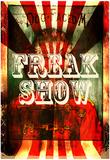 Freak Show Affiche