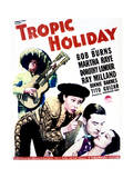 Tropic Holiday - Movie Poster Reproduction Poster