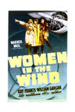 Women in the Wind - Movie Poster Reproduction Prints