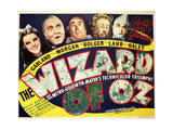 The Wizard of Oz - Lobby Card Reproduction Posters