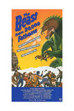 The Beast from 20,000 Fathoms - Movie Poster Reproduction Prints