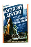 Anthony Adverse - Movie Poster Reproduction Prints