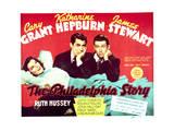 The Philadelphia Story - Lobby Card Reproduction Plakát