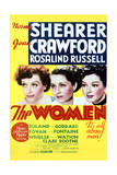 The Women - Movie Poster Reproduction Print