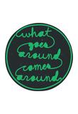 What Goes Around Comes Around Affiche