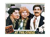 At the Circus - Lobby Card Reproduction Prints