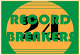 Record Breakers 4 Poster