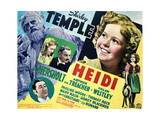 Heidi - Lobby Card Reproduction Prints