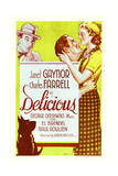 Delicious - Movie Poster Reproduction Posters