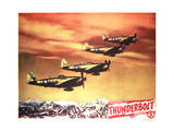 Thunderbolt - Lobby Card Reproduction Posters