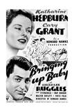 Bringing Up Baby - Movie Poster Reproduction Affiches