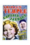 Captain January - Movie Poster Reproduction Poster