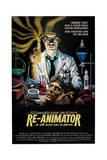 Re-Animator - Movie Poster Reproduction Prints