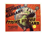 Strike Up the Band - Lobby Card Reproduction Posters
