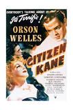 Citizen Kane - Movie Poster Reproduction Plakater