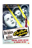 Christmas Holiday - Movie Poster Reproduction Prints