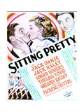 Sitting Pretty - Movie Poster Reproduction Posters