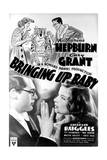 Bringing Up Baby - Movie Poster Reproduction Poster