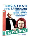 Carolina - Movie Poster Reproduction Prints