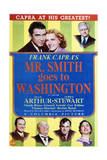 Mr. Smith Goes to Washington - Movie Poster Reproduction Prints