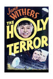 The Holy Terror - Movie Poster Reproduction Posters