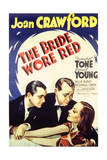 The Bride Wore Red - Movie Poster Reproduction Prints