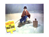 The Gold Rush - Lobby Card Reproduction Art