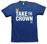 Take The Crown T-skjorter